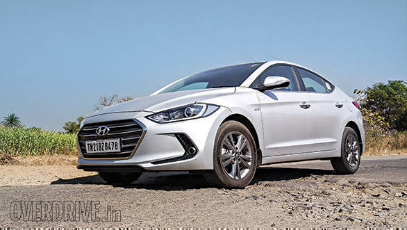 2017 Hyundai Elantra diesel AT long term review: After 9,886km and six months