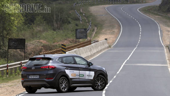 Hyundai Tucson Great India Drive (10)