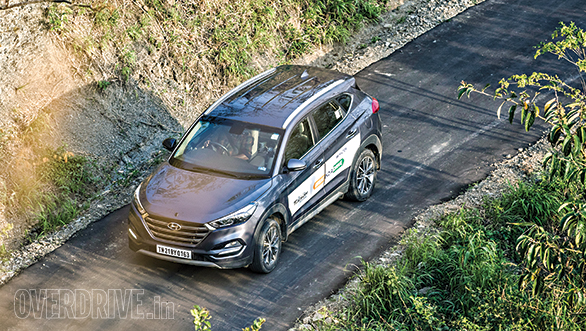 Hyundai Tucson Great India Drive (21)