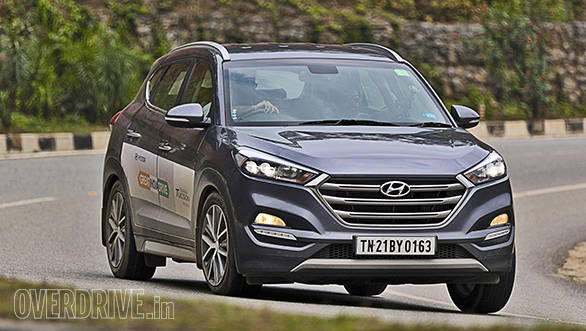 Hyundai Tucson diesel 4WD automatic launched in India at Rs 25.19 lakh