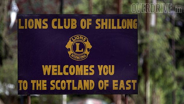 Shillong truly is the Scotland of the East