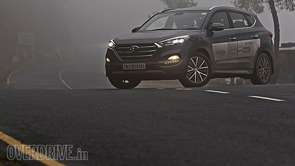 Image gallery: Hyundai Tucson Great India Drive