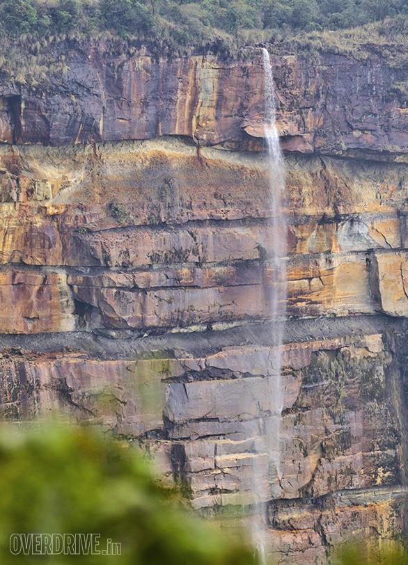Cherrapunjee is home to numerous waterfalls - width=