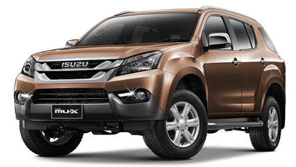 Isuzu to hike prices across range in India from January 1, 2018