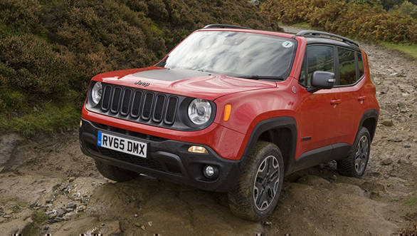 Jeep may be developing a sub-Renegade model for emerging markets