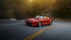 Image gallery: Kia Stinger GT