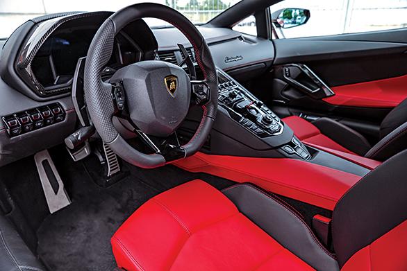 Lamborghini Aventador S (3)