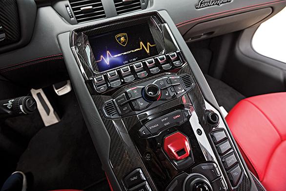 Lamborghini Aventador S (5)