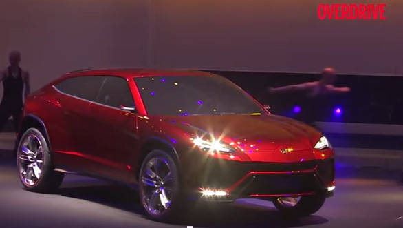 2017 Frankfurt Motor Show: Lamborghini Urus global debut in December, will do over 300kmph