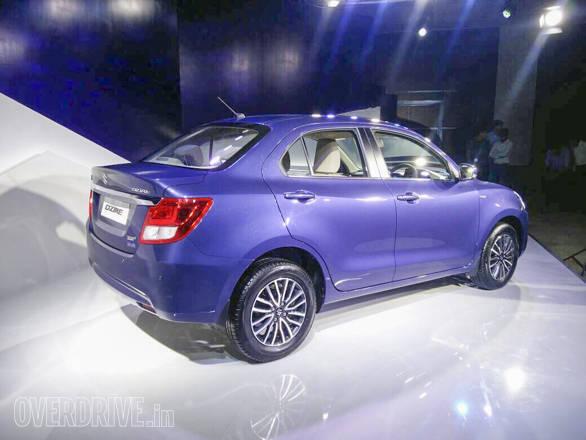 Maruti Suzuki Dzire 2017 (8)