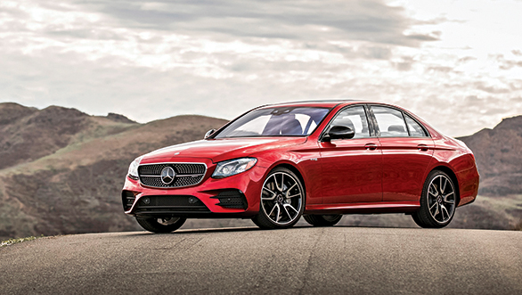 Mercedes-AMG E43 first drive review