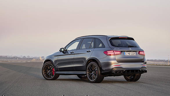 Mercedes-AMG GLC 63 4Matic (2)