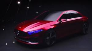Mercedes-Benz Concept A Sedan will spawn next-gen CLA-Class