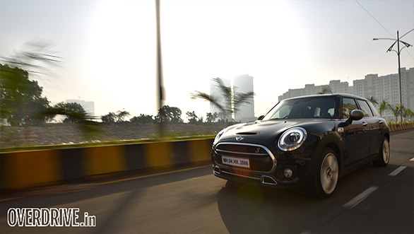 2017 Mini Cooper S Clubman Road Test Review Overdrive