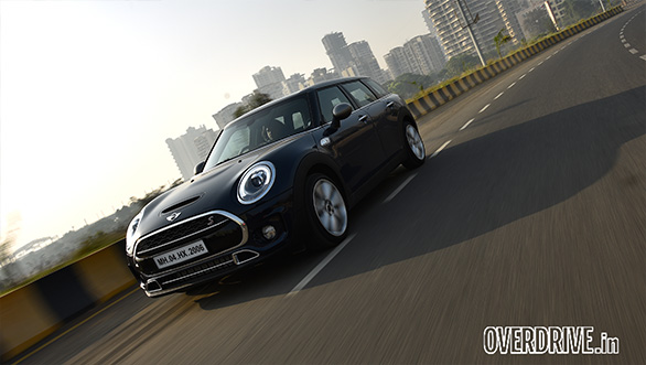 2017 Mini Cooper S Clubman road test review