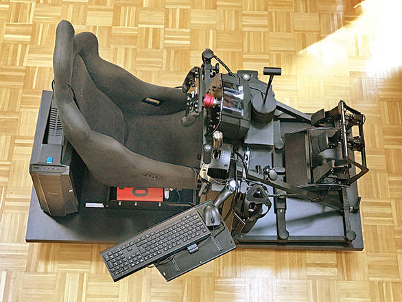 Racing Simulators (10)
