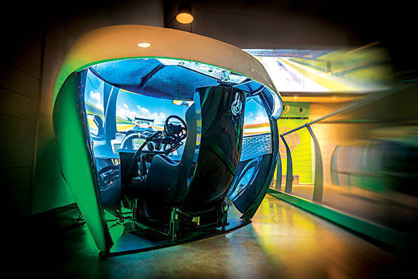 Racing Simulators (4)