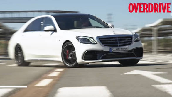 Spotlight: Mercedes-AMG S63 4MATIC - smaller engine but big on performance