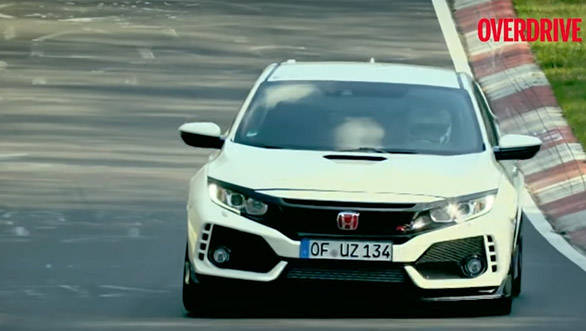 Video worth watching:  2017 Honda Civic Type-R decimates Nurburgring front-wheel drive lap record