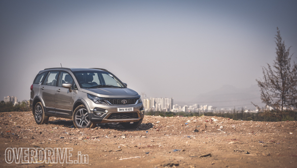 2017 Tata Hexa automatic road test review
