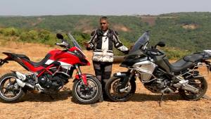 Ducati Multistrada 1200 S & 1200 Enduro - How different are they?