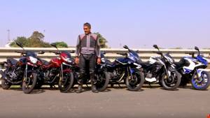 2017 Bajaj Pulsar range - First Ride Impressions and Info