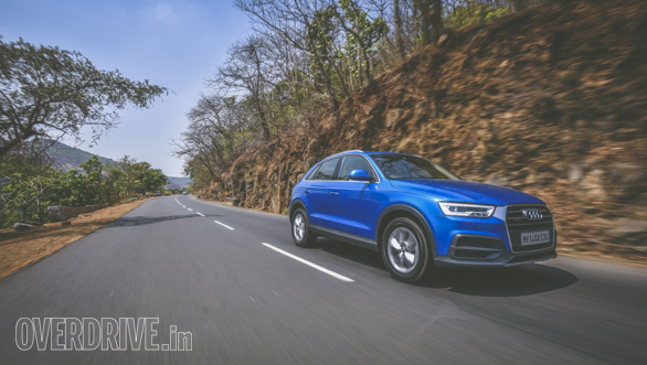 2017 Audi Q3 Petrol Diesel  (20)