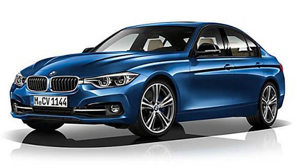 2017 BMW 350