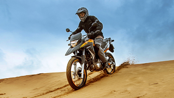 Upcoming: Details on the Honda XRE 300