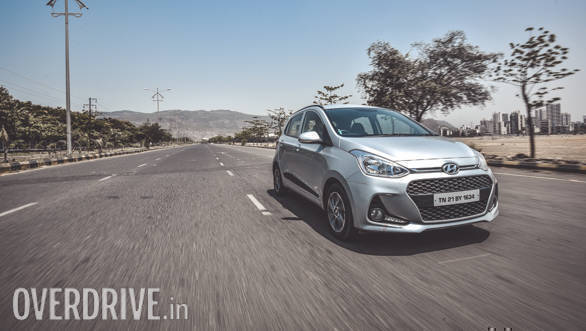 2017 Hyundai Grand i10 (petrol) road test review