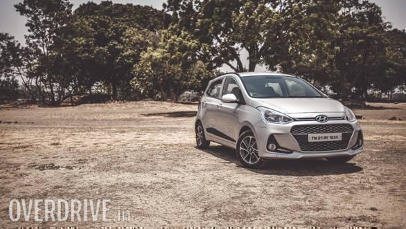 2017 Hyundai Grand i10 Petrol (50)