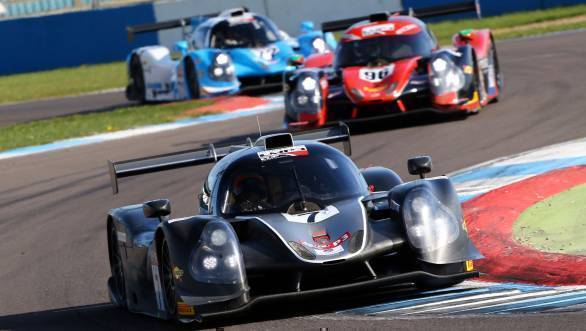 A recent outing at the British LMP3 Championship yielded a third and fourth place finish for the Indian driver