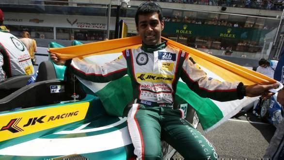 Karun Chandhok is gearing up for his fifth outing at the 24 Hours of Le Mans in 2017