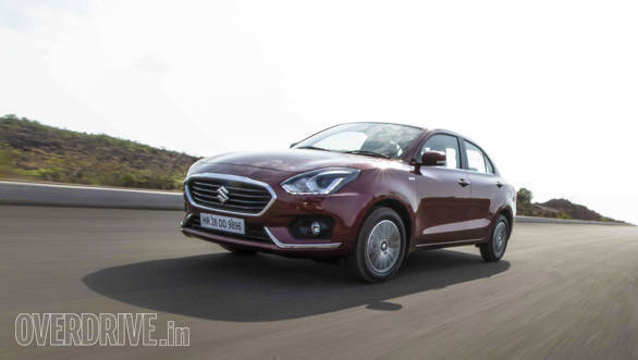 Maruti Suzuki Dzire overtakes Alto to top sales charts in August