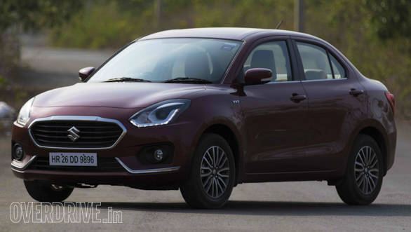 2017 Maruti Dzire sold 1,00,000 units in India