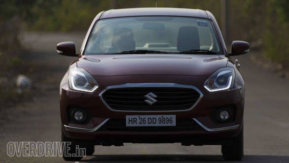 All New 2017 Maruti Suzuki Dzire First Drive Review Overdrive