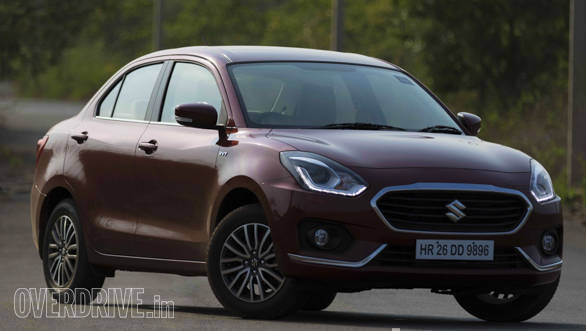 All New 2017 Maruti Suzuki Dzire First Drive Review