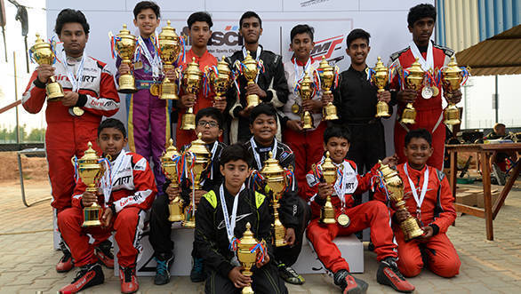 2017 Rotax Max Kart Open concludes at Meco Kartopia Circuit in Bangalore