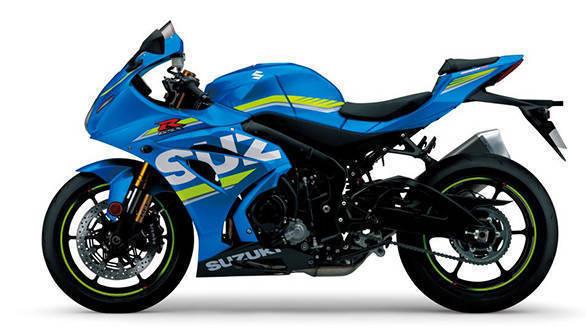 2017 Suzuki GSX R1000R