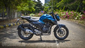 Yamaha FZ 25 wins India Design Mark (I Mark) Awards 2018