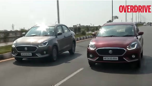 2017 Maruti Suzuki Dzire - First Drive Review