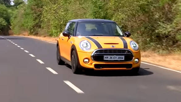 2017 Mini Cooper S JCW review in India
