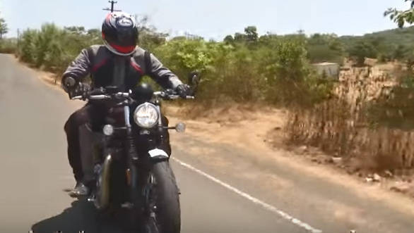 2017 Triumph Bobber review in India