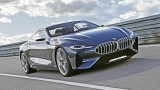 2018 BMW 8 Series concept unveiled