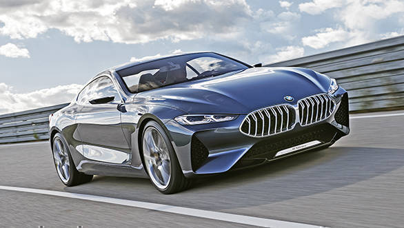 BMW 8-Series might debut in production spec at Le Mans on June 15