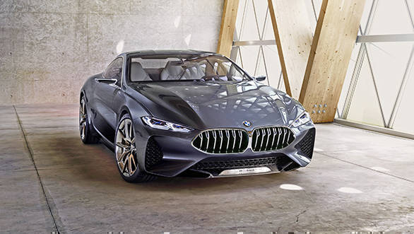 2018 bmw 8 series. delighful bmw 2018 bmw 8 series concept unveiled on bmw series o