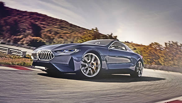 2018 bmw concept car. brilliant 2018 2018 bmw 8 series concept unveiled on bmw car