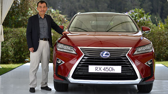 Interview: Lexus India's Akitoshi Takemura on their India-centric plans