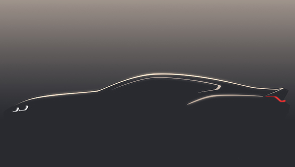 2018 BMW 8 Series coupe concept teased