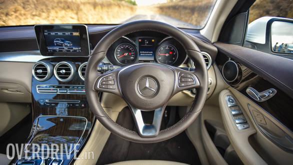 BMW X3 vs Mercedes GLC Comparo (119)